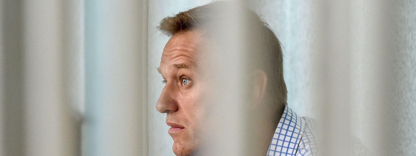 Alexej Nawalny auf einem Foto aus dem Jahr 2019.