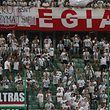 Die Legia-Anhänger wurden für das eigene Fehlverhalten bestraft.
