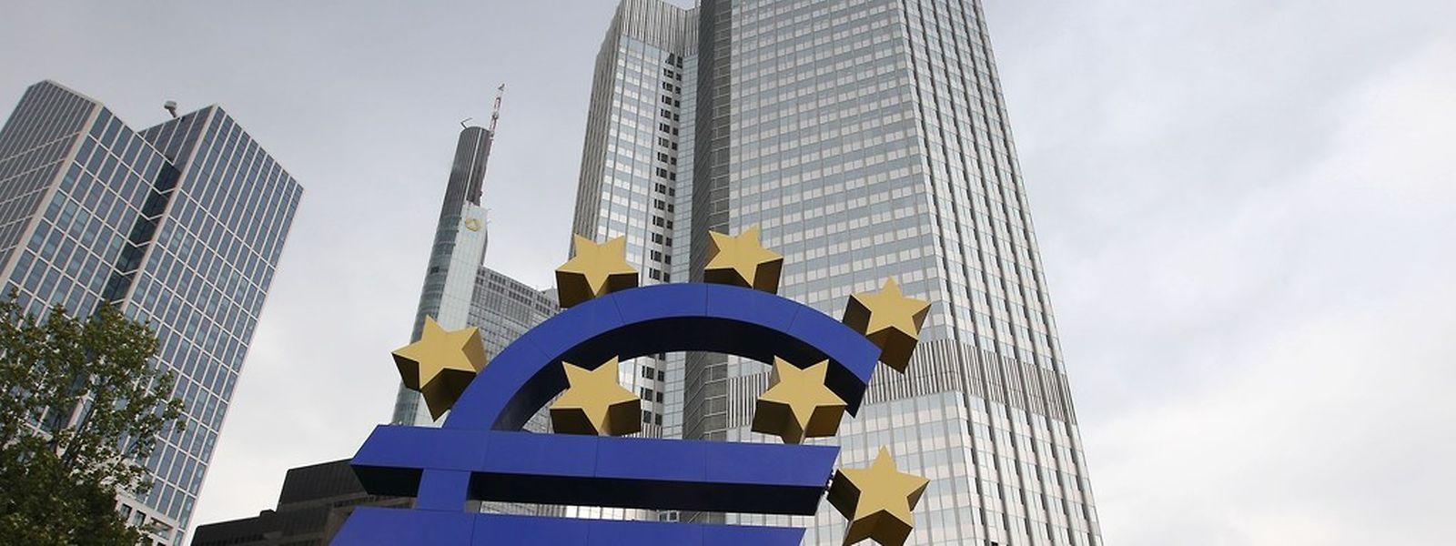 La croissance de la zone euro a été revue à la baisse de 1,2% à 0,8% pour 2014.