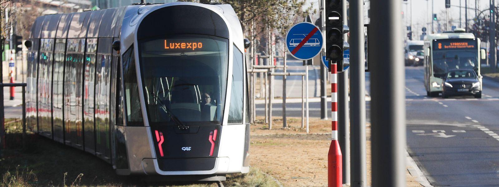 Vor allem der Ausbau des öffentlichen Verkehrsnetzes steht im Mittelpunkt der Infrastrukturpläne.