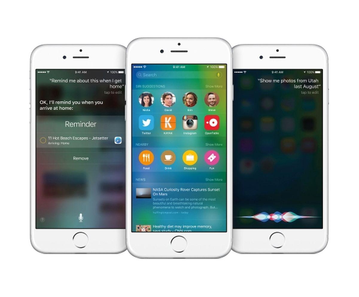 Bessere Suchergebnisse, Erinnerungen und Vorschläge soll es mit dem überarbeiteten Assistenten Siri geben.