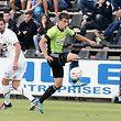 18 Fussball BGL Ligue 2017-17 zwischen der AS Jeunesse Esch und Union Titus Petingen am 08_08_2016 Milos TODOROVIC (4 ASJ)