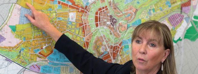 Mittlerweile hat der Schöffenrat unter Bürgermeisterin Lydie Polfer über 300 Reklamanten angehört.