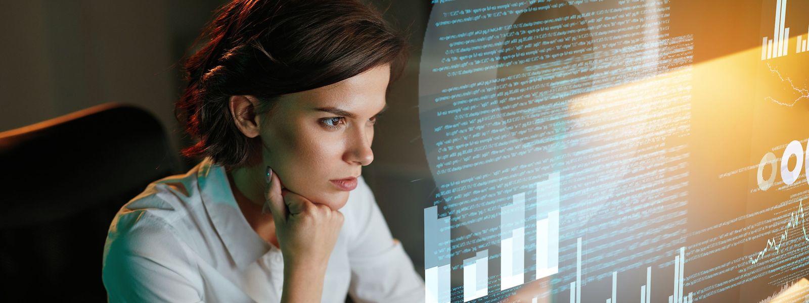 Selon le Statec, le secteur des nouvelles technologies n'emploie que 14,5% de femmes au Luxembourg