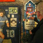 Óbito/Maradona. Minuto de silêncio antes dos jogos das competições europeias - UEFA
