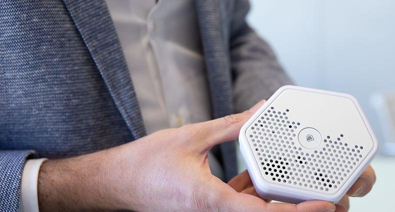 Mit diesen Sensoren können sich Unternehmen für eine bessere Luftqualität engagieren.