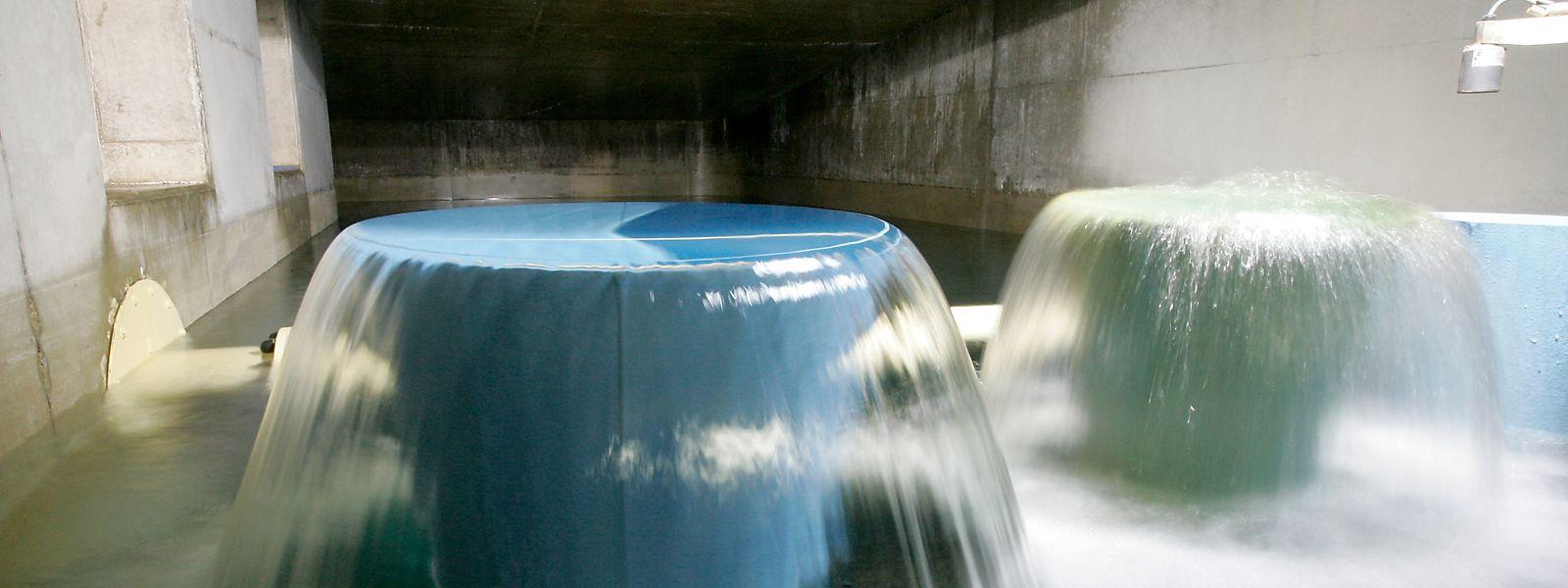 Der Schutz der Flächen rund um die Brunnen ist für Staat und Gemeinden eine große Aufgabe.