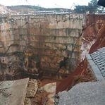 Troço de estrada entre Vila Viçosa e Borba abateu e causou pelo menos dois mortos
