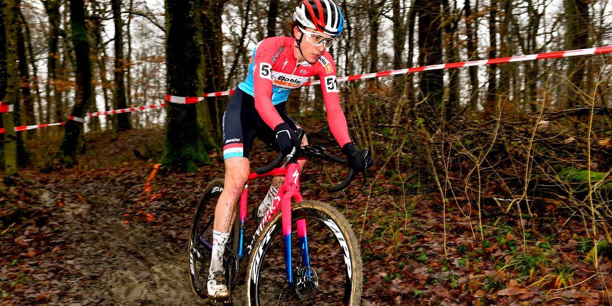 Christine Majerus a enchaîné avec une dixième place.