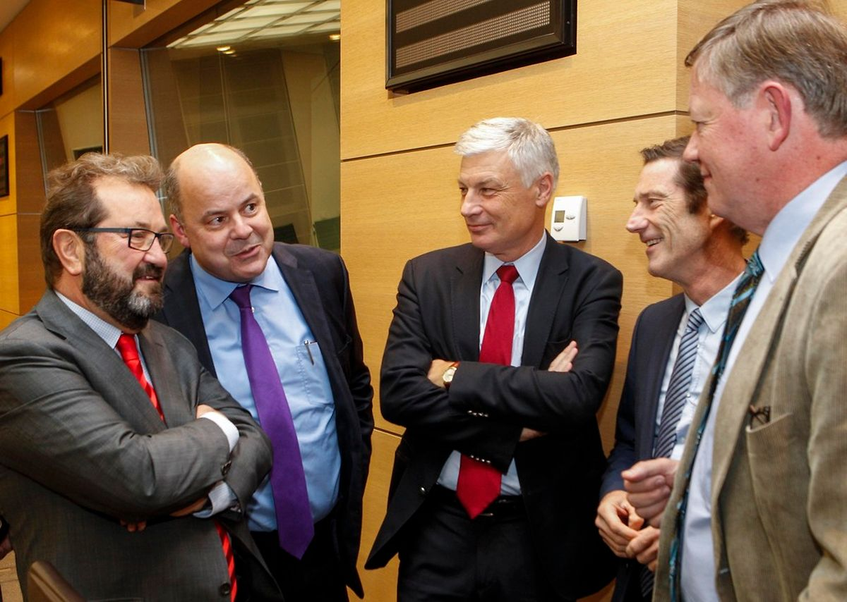 Laut Justin Turpel (Déi Lénk) haben nicht alle im Parlament vertretenen Parteien ein gleich großes Interesse an einer tiefrgründigen Aufklärung der Ruling-Praxis.