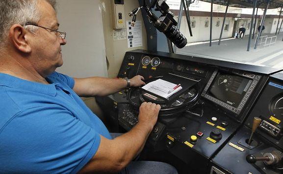 ETCS: le nouveau système de sécurité européen sera systématiquement installé dans les trains au Luxembourg.