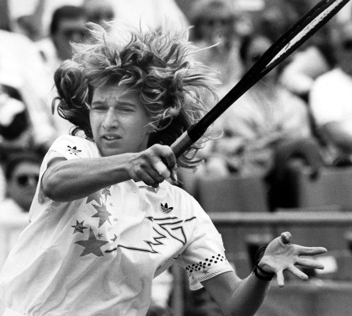 Steffi Graf dominierte das Frauen-Tennis während vielen Jahren.