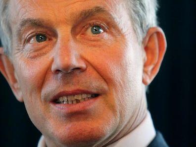 """Tony Blair erwägt die Möglichkeit eines zweiten """"Brexit""""-Referendums."""
