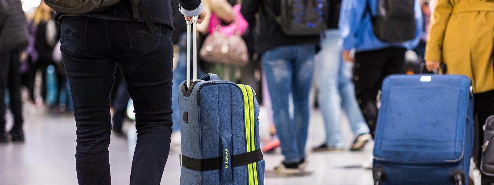 Alléger et harmoniser les règles pour les passagers de vols aériens internationaux, un souhait que Gilles Feith lance en l'air.
