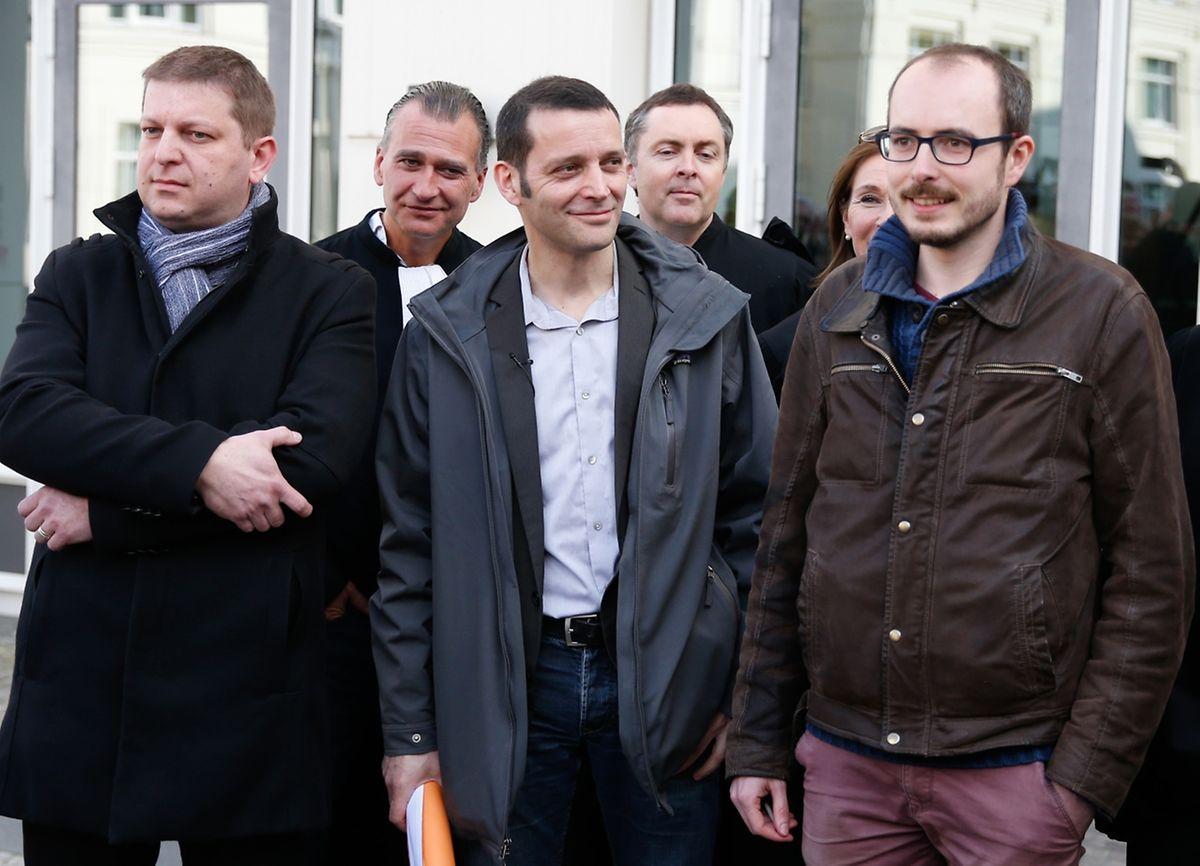 Les peines prononcées sont conformes à celles réclamées par le premier avocat général John Petry lors du procès en appel, qui s'est tenu du 12 décembre 2016 au 9 janvier 2017 devant la cour d'appel de Luxembourg.
