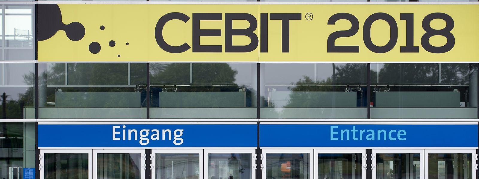 Im Mittelpunkt der Digitalisierungsmesse Cebit in Hannover steht die digitale Transformation von Wirtschaft und Gesellschaft.