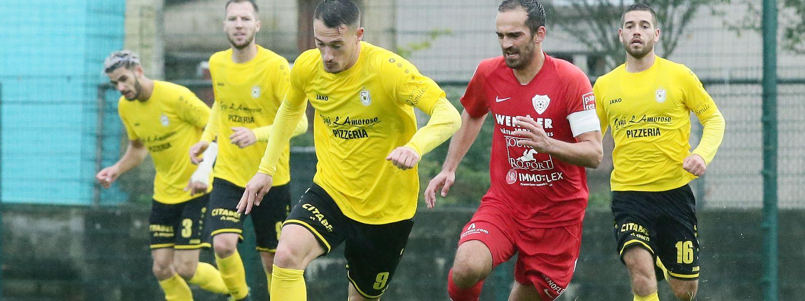 Weder Düdelingen noch Rosport werden am Sonntag in der BGL Ligue aktiv sein.
