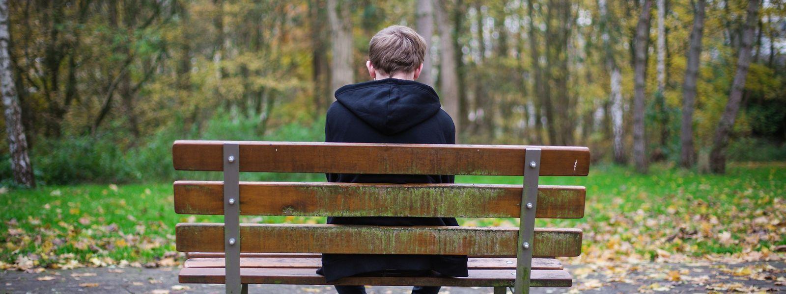 Viele psychisch kranke Menschen fühlen sich ausgegrenzt und haben mit Einsamkeit zu kämpfen.