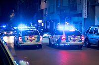 Polizei Razzia Rue de Strasbourg 2018