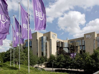 Despite the persistently low interest-rate environment, BIL's customer deposits rose by 7.4 percent to 16.1 billion euros.