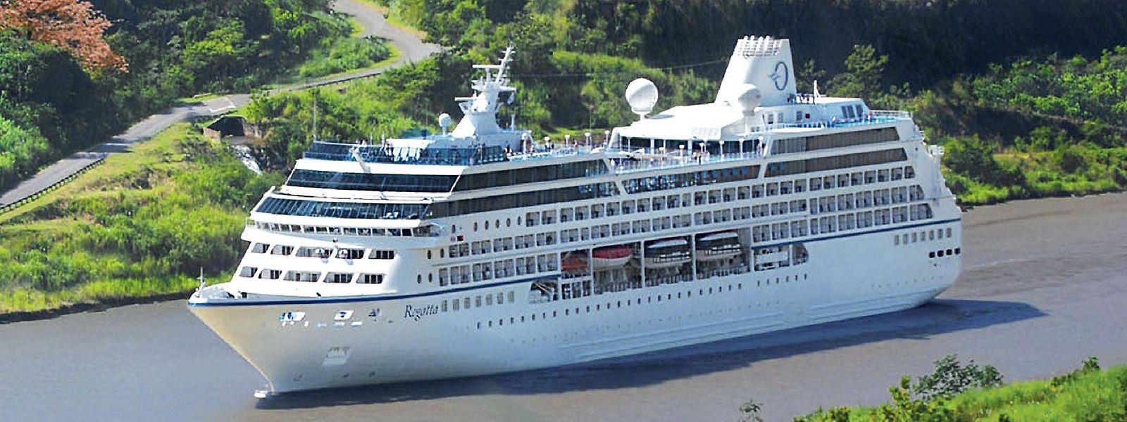 Fahrende Luxushotels: die Schiffe von Oceania Cruises.