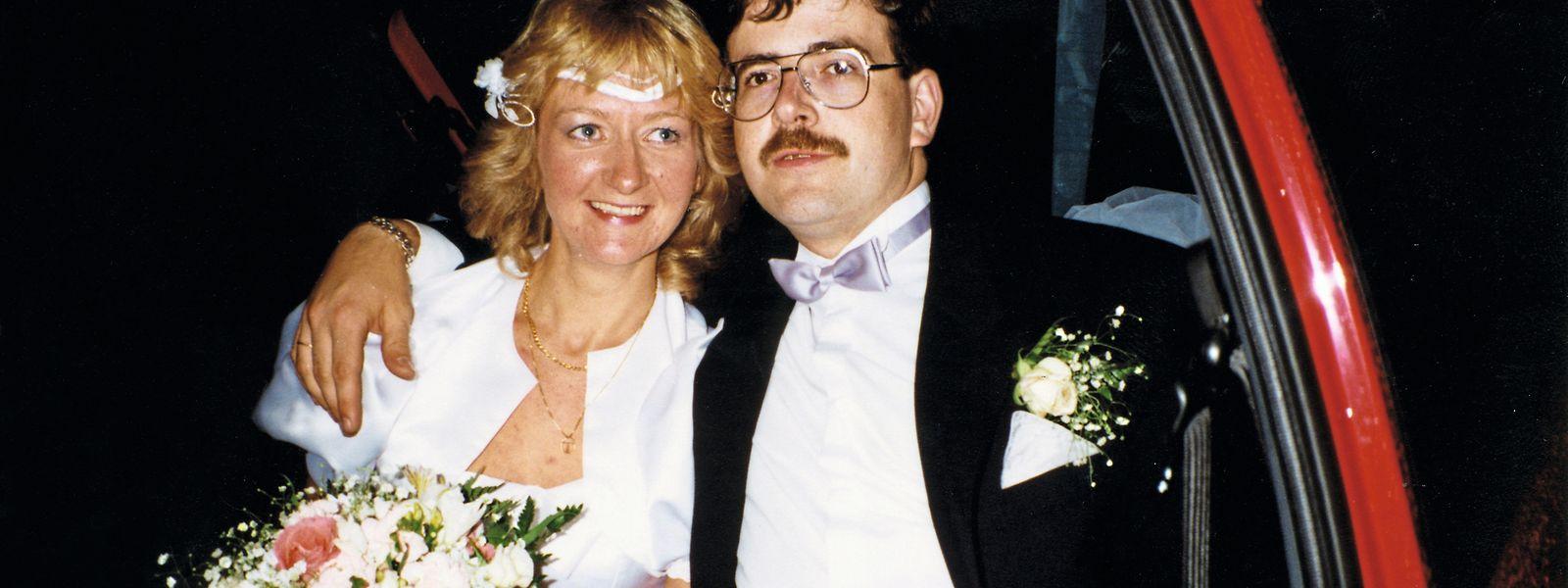 Gilles verliebte sich sofort in Chantal und ihre kleine Tochter. Bei ihr dauerte es ein wenig länger.