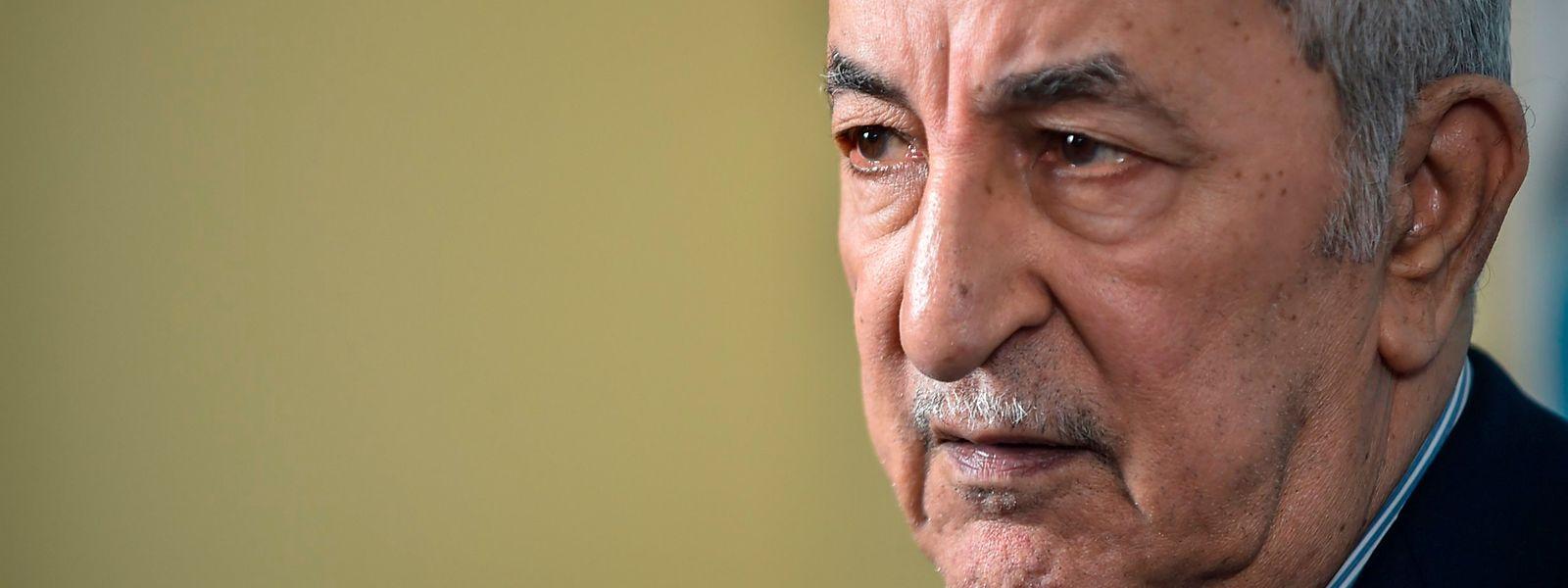 Präsident Abdelmadjid Tebboune hatte das noch unter Bouteflika gewählte Parlament im Februar nach Massenprotesten aufgelöst.