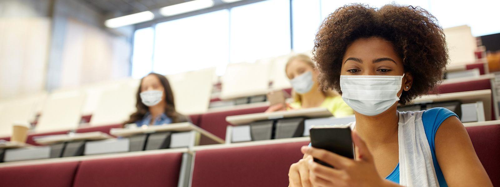 Quel sera l'impact de la rentrée universitaire sur le virus en Belgique?