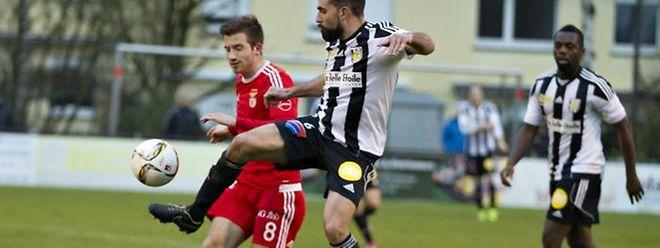 Jonathan Zydko quitte la BGL Ligue. Le milieu de terrain de la Jeunesse s'est engagé avec Mondercange.