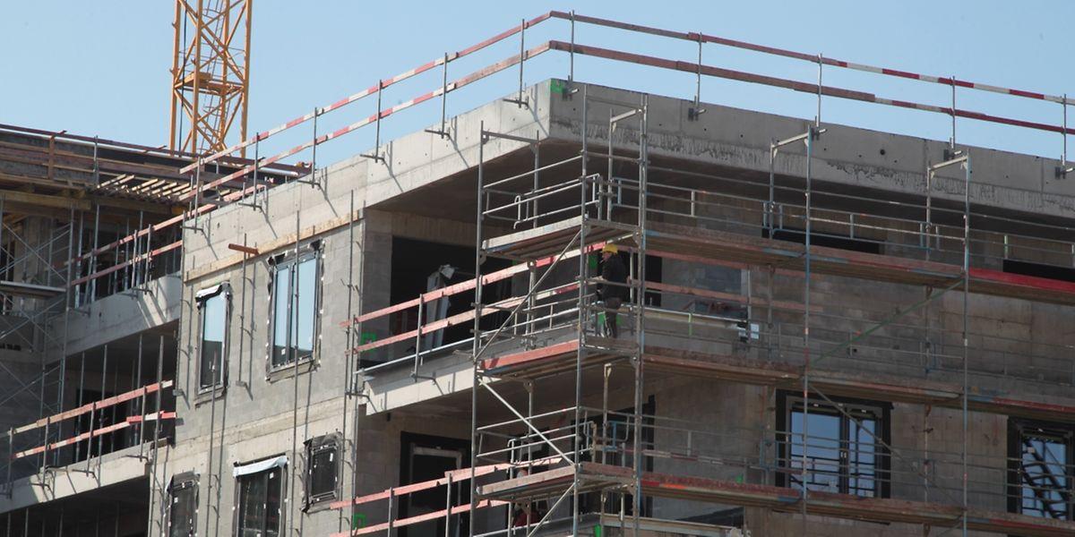 Die Arbeiten bei T.C. Constructions sind seit Monaten eingestellt.