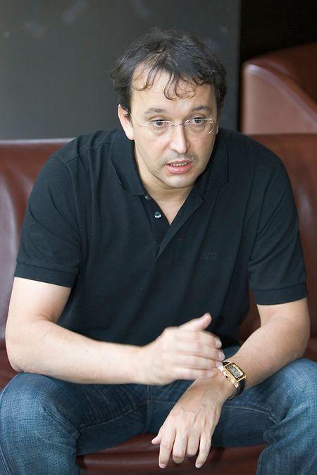 Der Luxemburger Spielerberater Bruno Heiderscheid (Bild von 2006) muss eine Niederlage vor Gericht verkraften.
