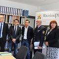 Auf einer Pressekonferenz gaben Vertreter von Staatsanwaltschaft und Polizei die Schließung der Akten im Fall Tanja Gräff bekannt.