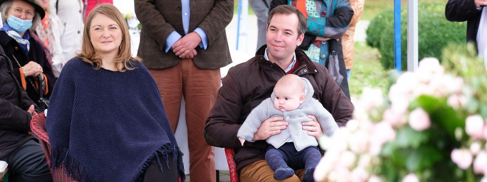 Mit Prinz Charles hat ein weiteres Mitglied der großherzoglichen Familie jetzt seine eigene Rose.