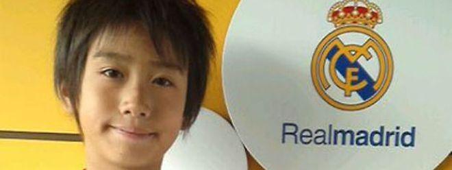 Takuhiro Nakai soll in der Schülermannschaft spielen.
