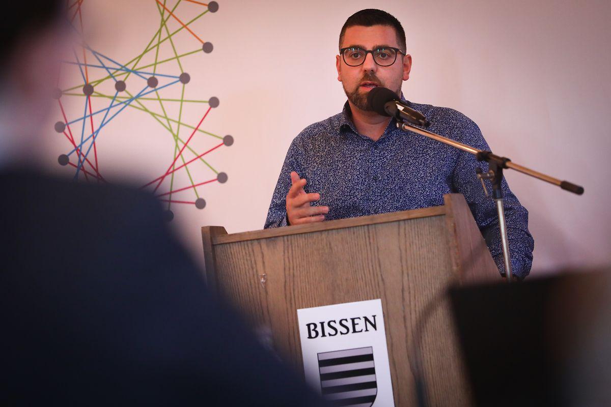 Bürgermeister David Viaggi informierte den Gemeinderat über den Stand der Dinge im Dossier Google.