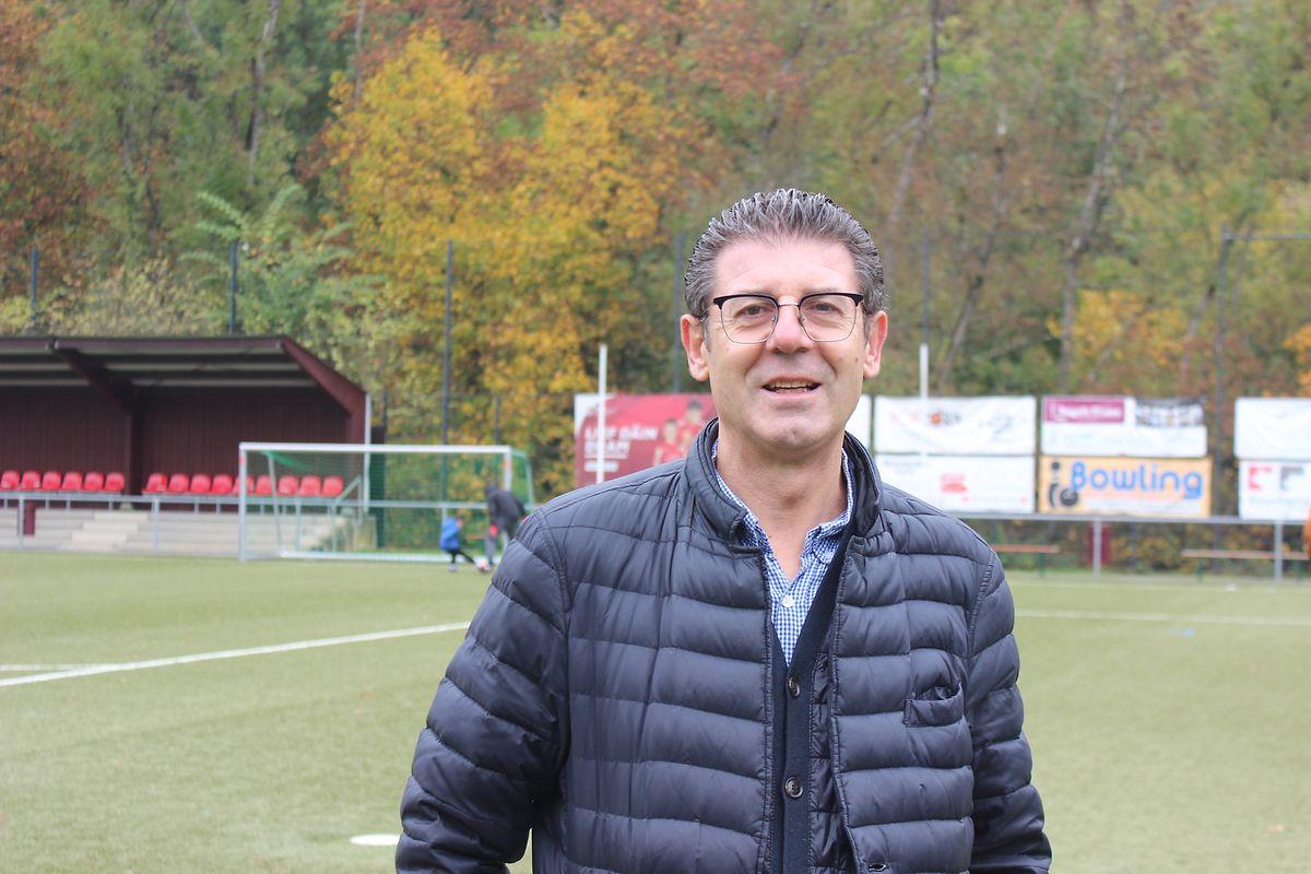 Paulo Farrajota, é um dos diretores da Escola do Benfica no Grão-Ducado, juntamente com Toni Costa e Pedro Amorim.