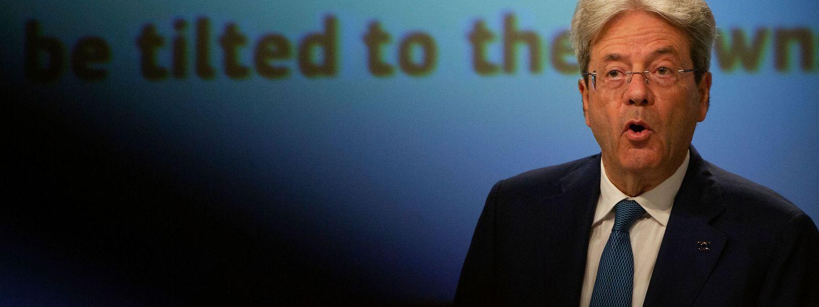 Paolo Gentiloni will Briefkastenfirmen strenger regulieren.