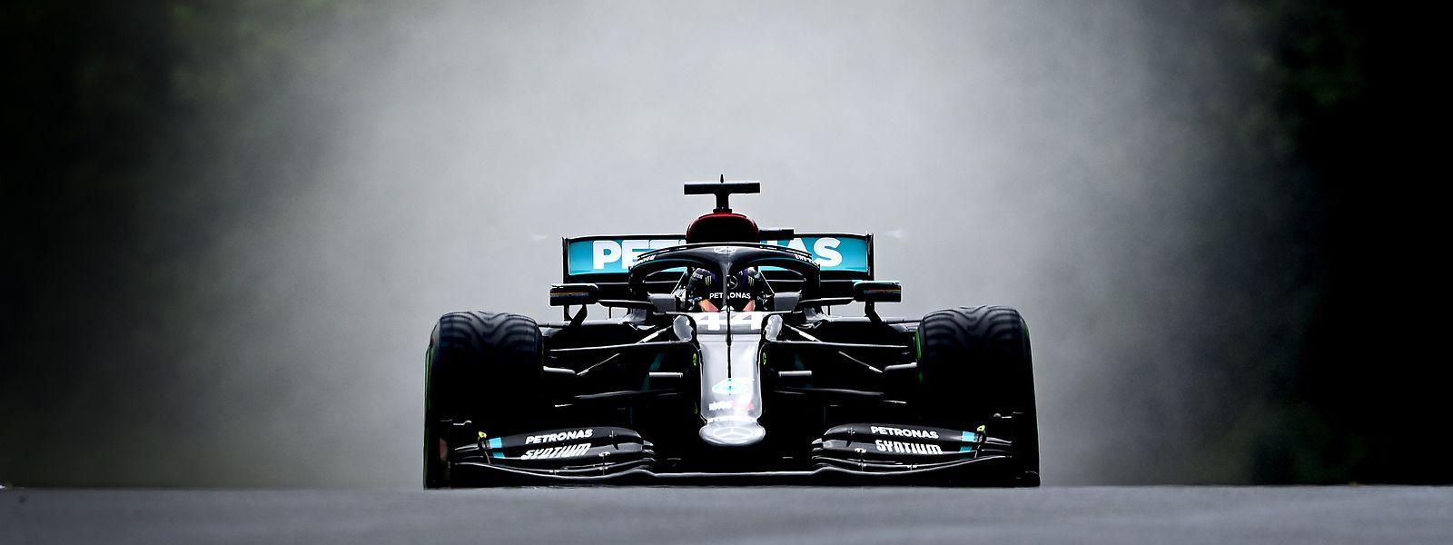 Lewis Hamilton ist der unbestrittene Liebling in seinem Heimatland.