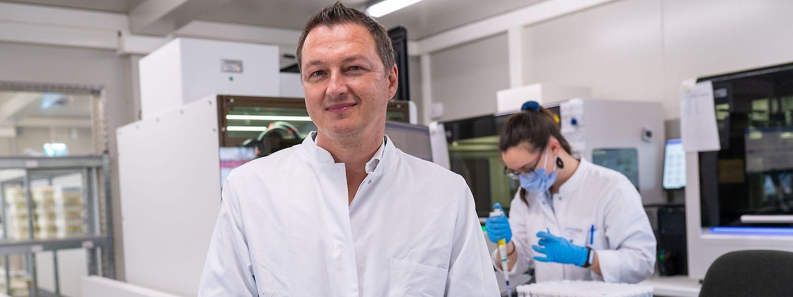 Selon le Dr Thomas Dentzer, coordinateur de la stratégie de test au ministère de la Santé, l'avancée de la vaccination devrait permettre d'éviter de grandes surprises à la rentrée.