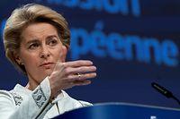 Ursula von der Leyen, ancienne ministre du gouvernement d'Angela Merkel, sait qu'elle est attendue sur la question climatique.