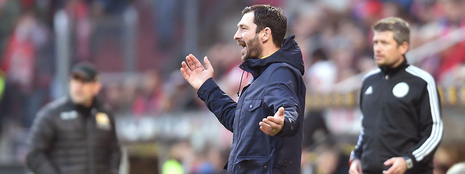 Sandro Schwarz stand seit 2017 bei den Mainzer Bundesligaprofis an der Seitenlinie.