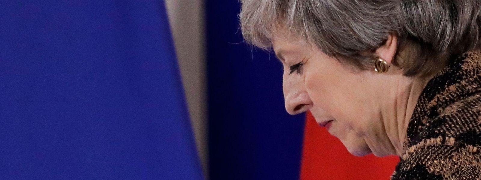 La Grande-Bretagne a voté en 2016 lors d'un référendum en faveur de son divorce d'avec l'Union européenne, qui doit intervenir le 29 mars prochain.