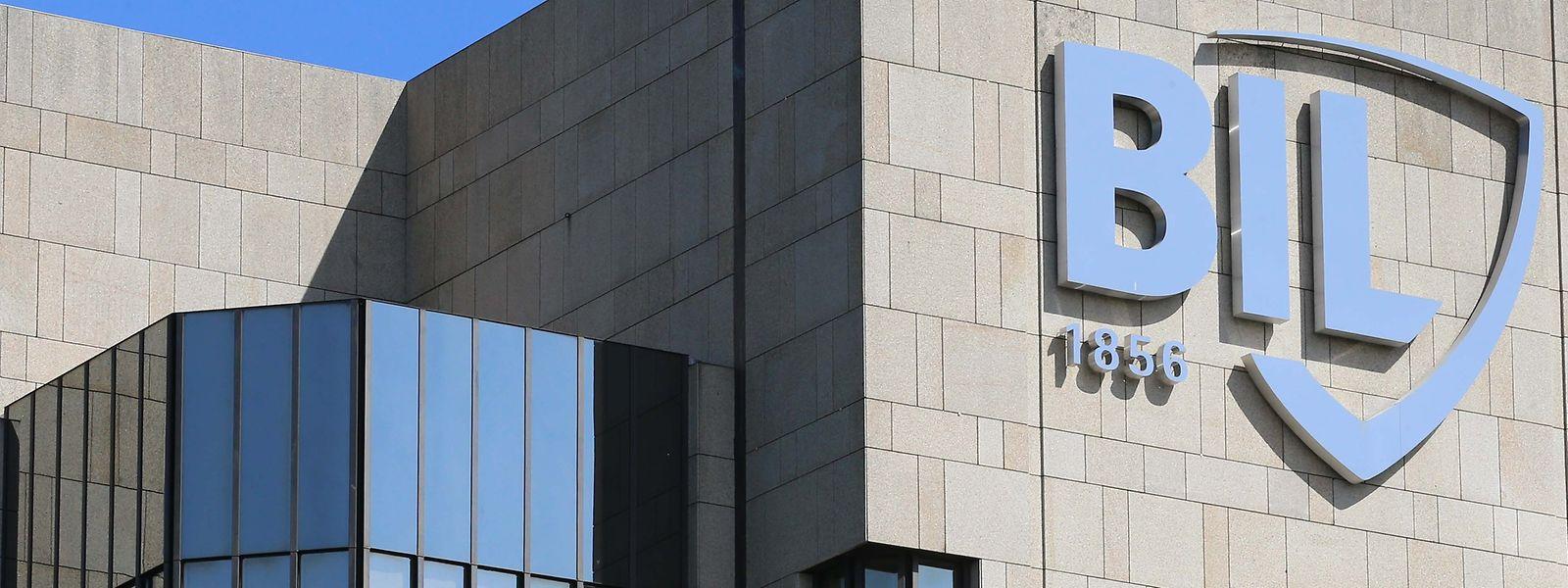 Firmensitz an der Route d'Esch: Die BIL ist in den Bereichen Retail Banking, Private Banking und Corporate Banking sowie an den Kapitalmärkten tätig.