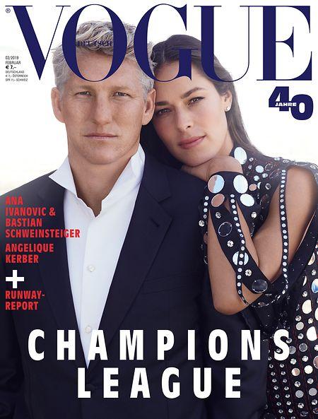Anna Wintour dirige Vogue depuis trente ans.