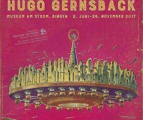 Hugo Gernsback – Un Luxemburgeois au Museum am Strom à Bingen