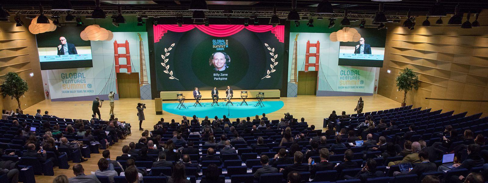 Der Global Ventures Summit fand zum ersten Mal in Europa statt.