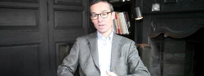 Patrick Kersten, CEO von Doctena.
