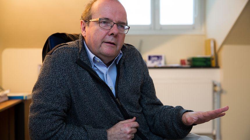Marc Barthelemy: «Quelqu'un qui parle le luxembourgeois, écrit l'allemand et le français apprend très rapidement à écrire le luxembourgeois. Il faut de quinze à vingt heures».