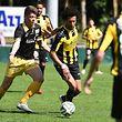 10/05/2015 football division 1 Avenir Beggen vs Bissen Thiel Christophe et Nelito Cruz