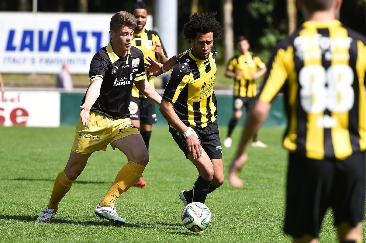 Avenir Beggen - Bissen:  Christophe Thiel et Nelito Cruz